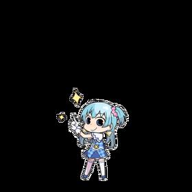 Rena-chan (Idol ver.) Sprite