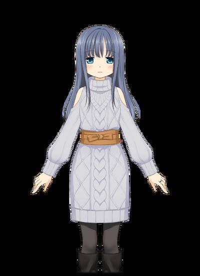 Nanami Yachiyo Winter Clothes