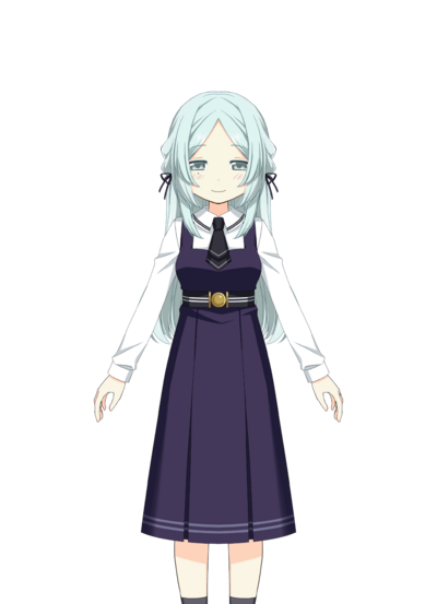 Toki Sunao Pre-Transformation