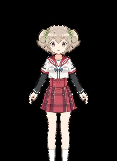 Aino Mito Pre-Transformation