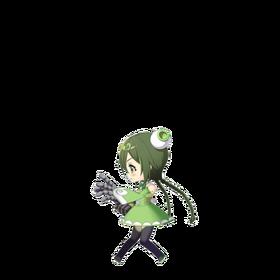Hinata Matsuri Sprite