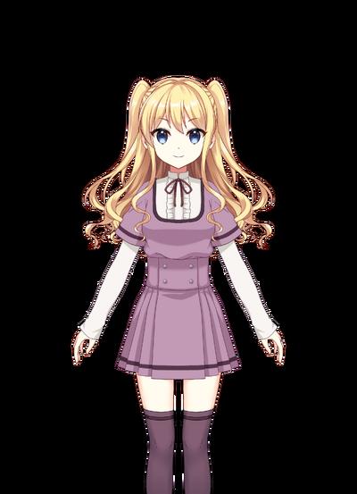Ami Ria Pre-Transformation
