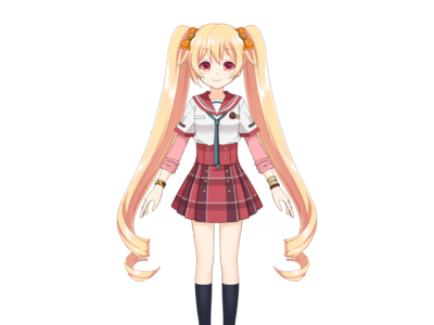 Kisaki Emiri Pre-Transformation