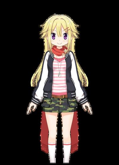 Mitsuki Felicia Winter Clothes