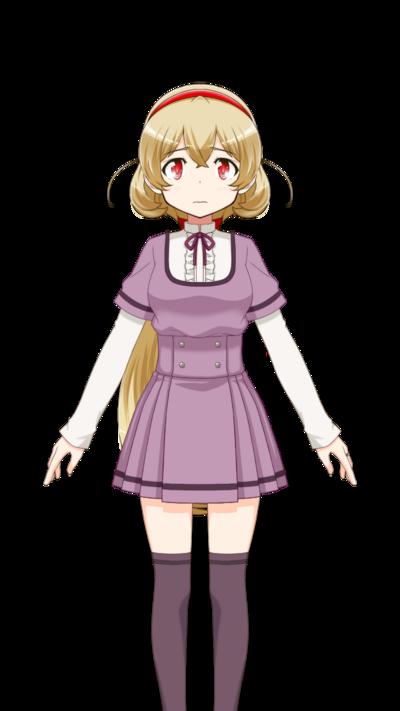 Nanase Yukika Pre-Transformation