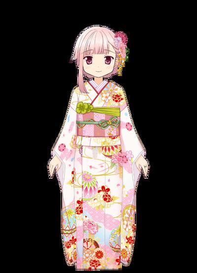 Tamaki Iroha Haregi