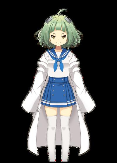 Miyako Hinano Pre-Transformation