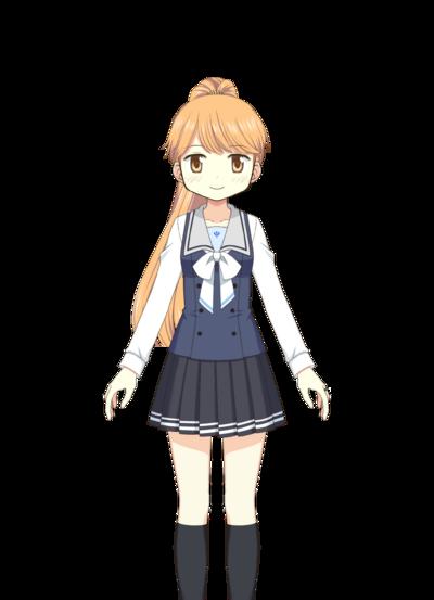 Kirari Hikaru Pre-Transformation