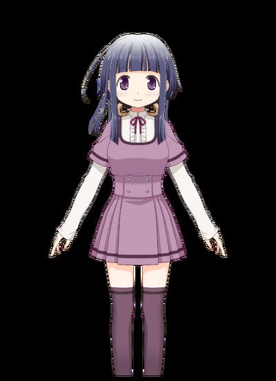 Tatsuki Asuka Pre-Transformation