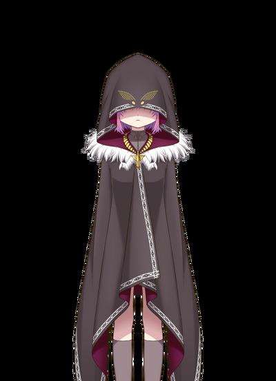 Makino Ikumi Wing of Magius(Black・D)