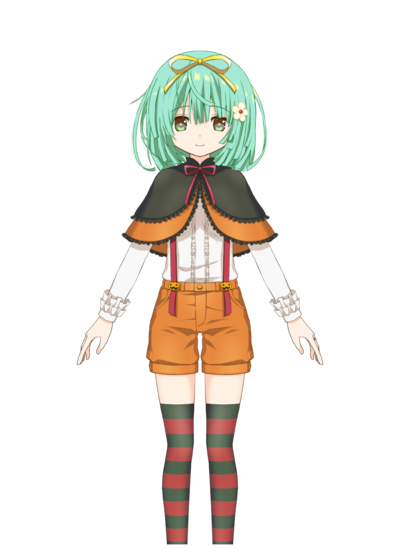 Natsume Kako Halloween '18