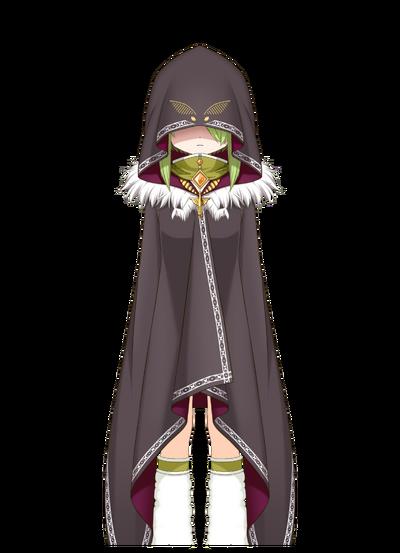 Miyabi Shigure Black Feather