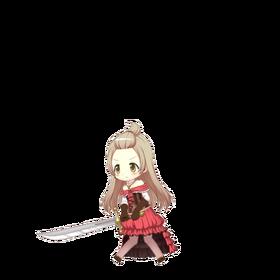 Azumi Hagumu Sprite