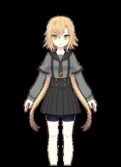 Mihono Seira Pre-Transformation
