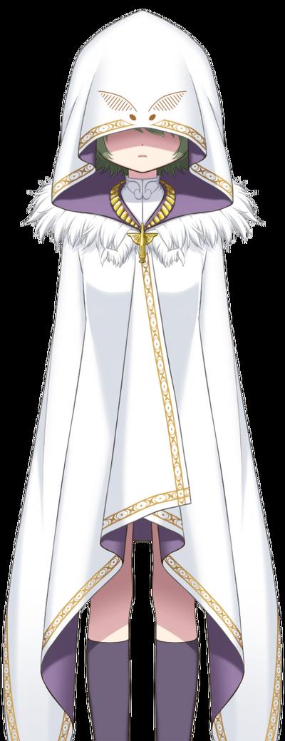 White Feather Minion Middle