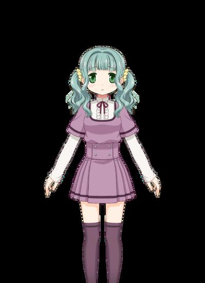Futaba Sana Pre-Transformation