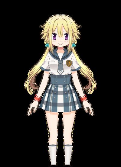 Mitsuki Felicia Pre-Transformation