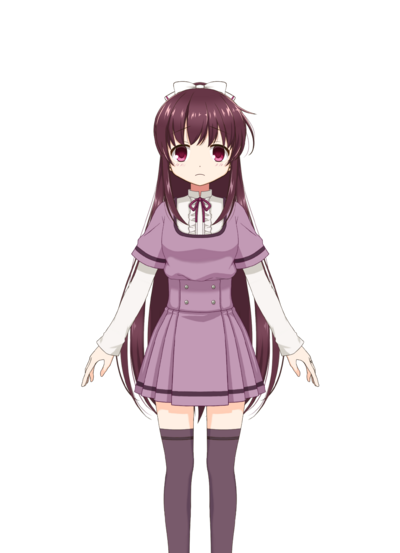 Amane Tsukuyo Pre-Transformation