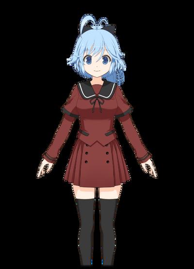 Utsuho Natsuki Pre-Transformation