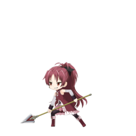 Sakura Kyouko Sprite