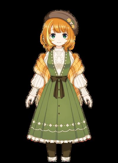 Haruna Konomi Winter Clothes