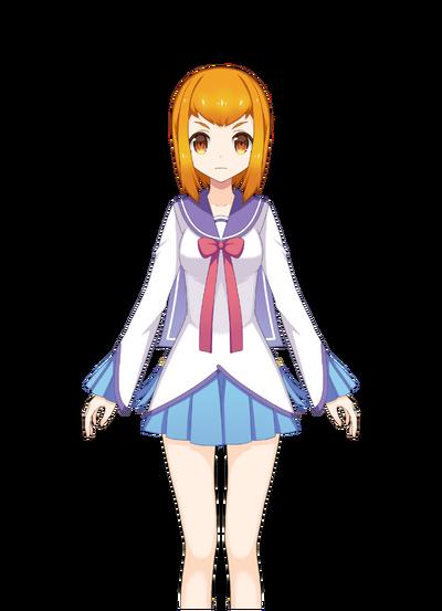 Maki Kaoru Pre-Transformation