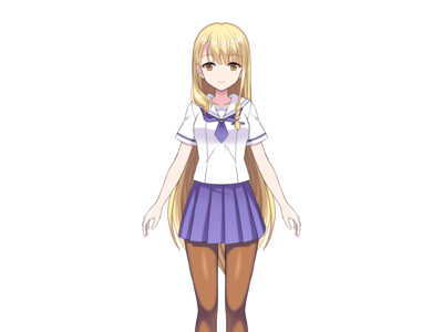 Kanade Haruka Pre-Transformation