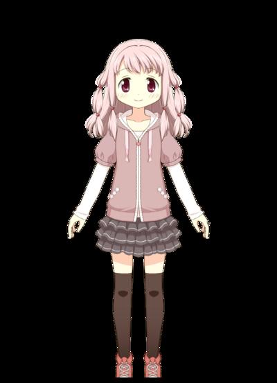 Tamaki Ui Casual Clothes