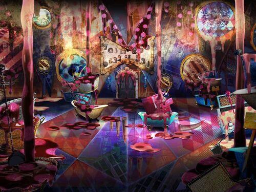 The Mirror World Chocolatier Part 1 Background