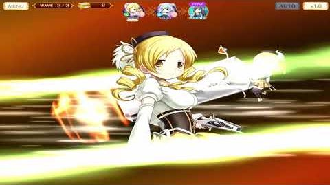 Tomoe Mami Magia Video