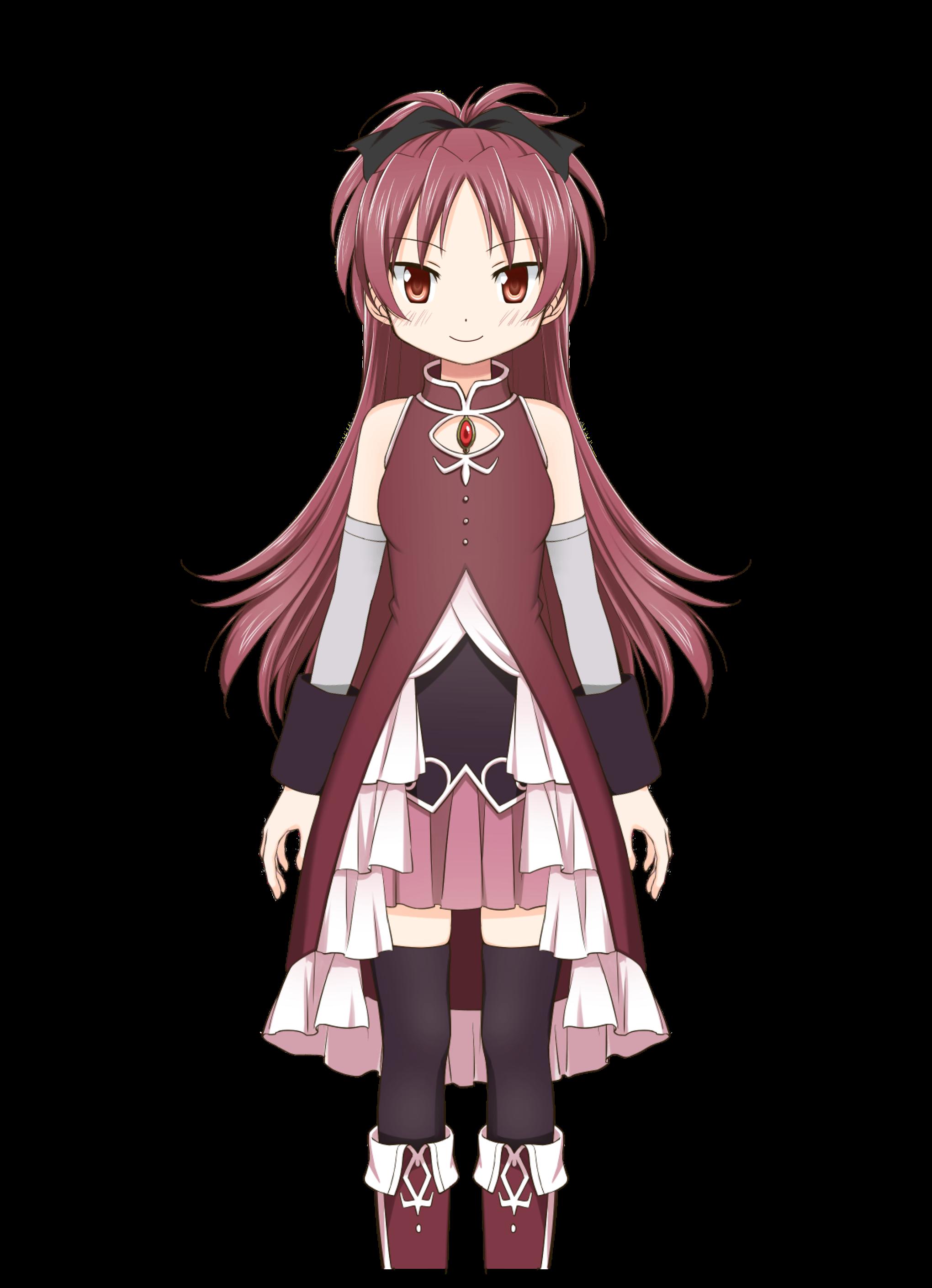 Sakura Kyouko Costumes  607d3aa22b42