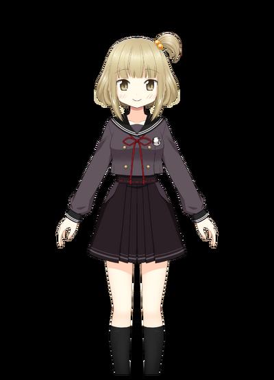 Hiroe Chiharu Pre-Transformation