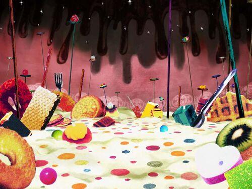 The Mirror World Chocolatier Part 2 Background