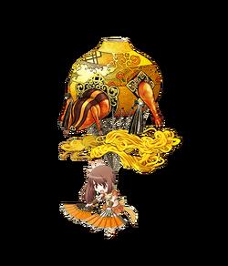 Yui Tsuruno doppel