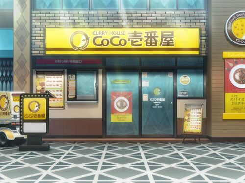CoCo ICHI Collab Background