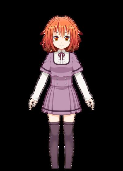 Kurumi Manaka Pre-Transformation