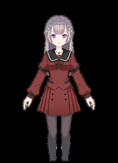 Shizumi Konoha Pre-Transformation
