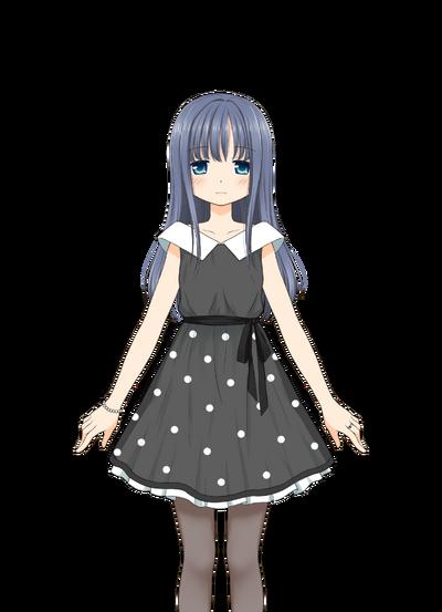 Nanami Yachiyo Pre-Transformation