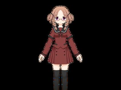Hiiragi Nemu Pre-Transformation