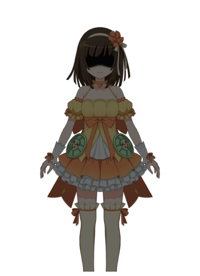 Sengoku Nadeko Shadow