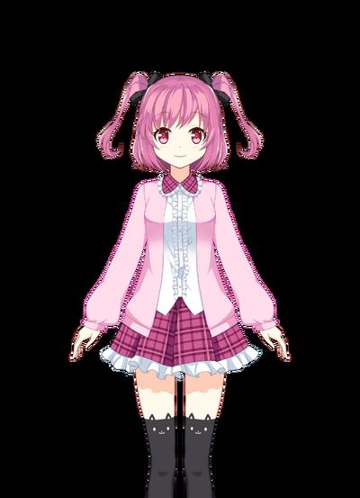 Makino Ikumi Pre-Transformation