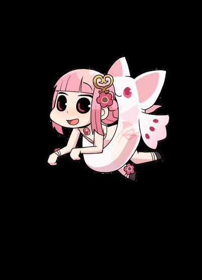 Tamaki Iroha (Mizugi ver.) MagiRepo Sticker