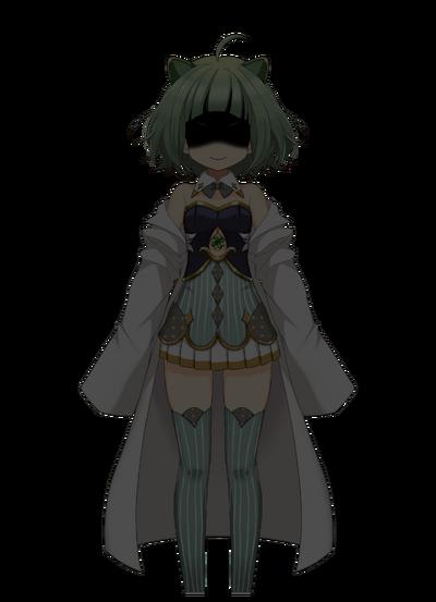 Miyako Hinano Shadow
