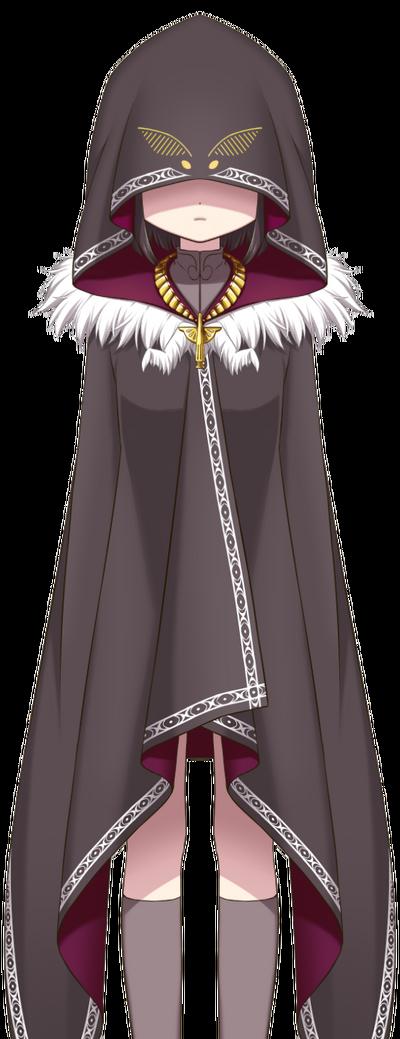 Black Feather Minion Low