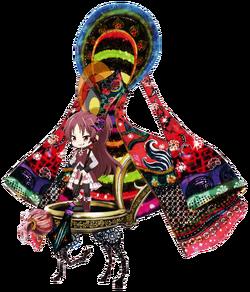 Sakura Kyouko doppel