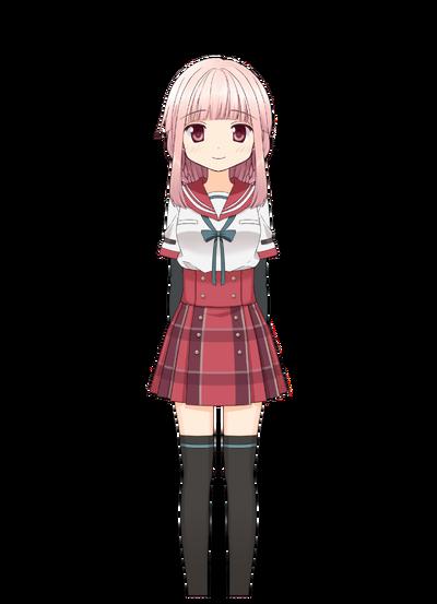 Tamaki Iroha Pre-Transformation