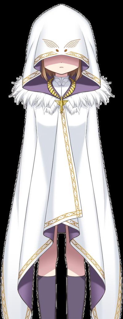 White Feather Minion Low