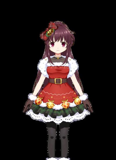 Amane Tsukuyo Christmas 2018