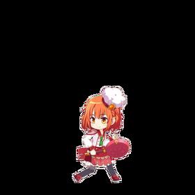 Kurumi Manaka Sprite