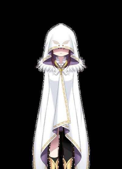 Amane Tsukuyo Wing of Magius(White・Tsukuyo)